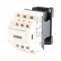 CONTACTOR AUXILIAR CAD32F7